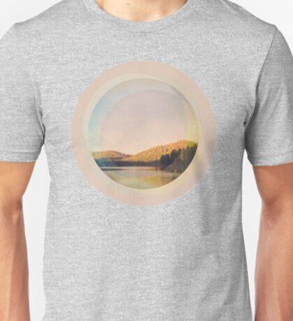 Digital Landscape #4 Unisex T-Shirt