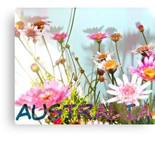 #AUSTRALIA Metal Print