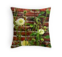 Flowers 2 Throw Pillow