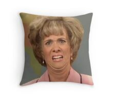 Aunt Linda At Her Finest Throw Pillow