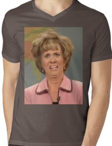 Aunt Linda At Her Finest Mens V-Neck T-Shirt