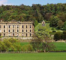 Chatsworth House, Derbyshire, England by Lensman2008