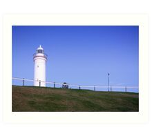 Kiama Lighthouse Art Print