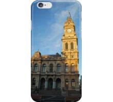 Bendigo's Historical  Post Office, Side View iPhone Case/Skin