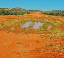 Red Dirt Track by Penny Smith