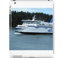 Spirit Of British Columbia iPad Case/Skin