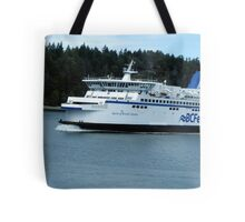 Spirit Of British Columbia Tote Bag
