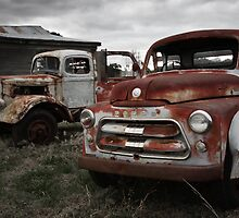 Two old timers by TonySlattery