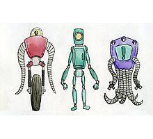 Robo-Sapiens  Photographic Print