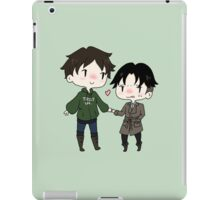I Guess You Can Hold My Hand iPad Case/Skin