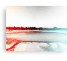 Digital Landscape #10 Metal Print