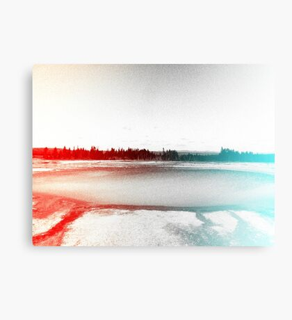 Digital Landscape #10 Canvas Print