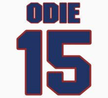 Basketball player Odie Spears jersey 15 T-Shirt