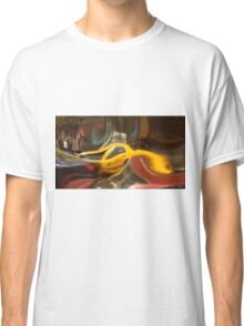 Taxi and Cars Classic T-Shirt