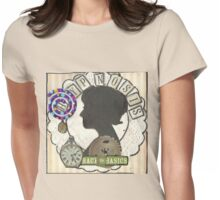 Hypnosis-Back To Basics Womens Fitted T-Shirt