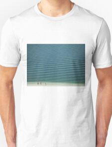 People on Beach Unisex T-Shirt