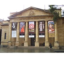 Adelaide Art Gallery (by day) Photographic Print