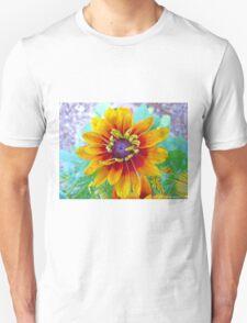 Woodstock flower T-Shirt