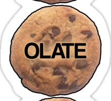 Chocolate Chip Sticker