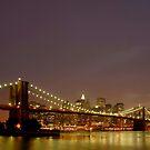 Fiery Sky - New York by ScottL