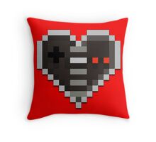Control your Heart Throw Pillow