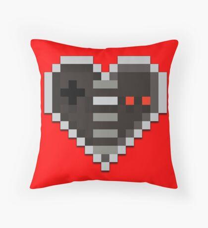 Control your Heart Throw Pillow
