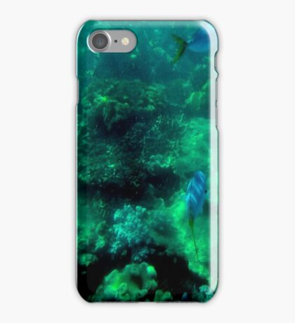 Following Fish iPhone Case/Skin