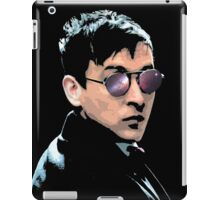 Hipster Oswald (Coloured|Black) iPad Case/Skin