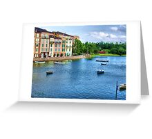 Peaceful Afternoon Greeting Card