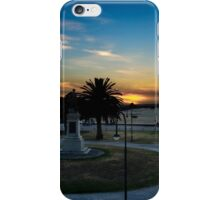 St Kilda Sunset iPhone Case/Skin