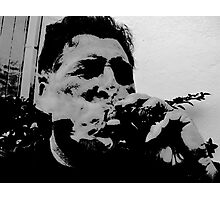 Up in Smoke Photographic Print