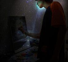 Paintig the stars by Dragos Olar V