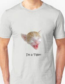 I'm a tiger! T-Shirt