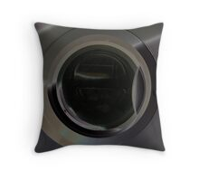 Mundane Abstract 1 Throw Pillow