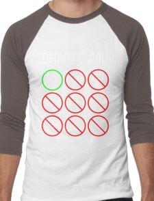 Star Trek: Just a Country Doctor Men's Baseball ¾ T-Shirt