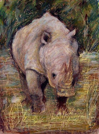 Rhino by Antea