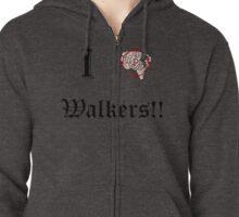I Target Walkers Zipped Hoodie