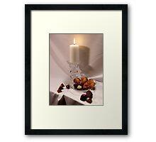 Heavenly Chocolates Framed Print