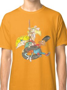 Arnold, Gerald and Helga Classic T-Shirt