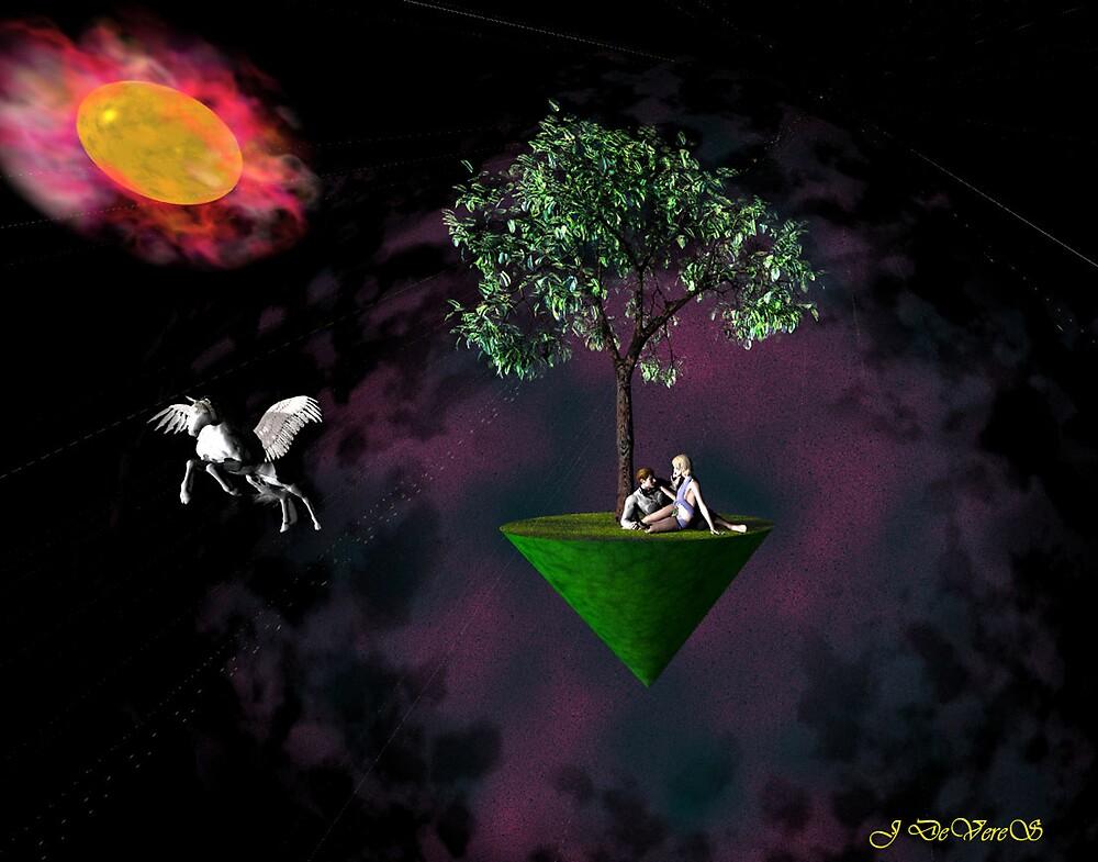 BETWEEN HEAVEN & EARTH by JDeVereS