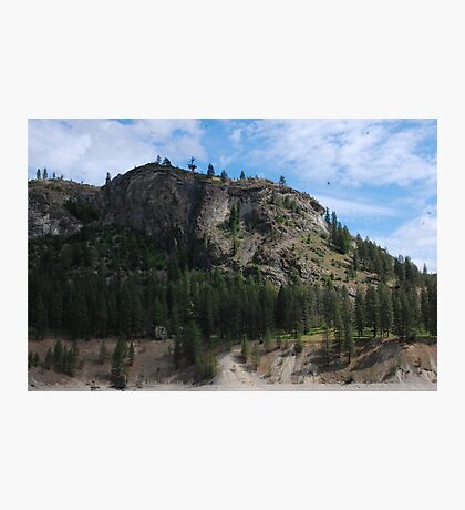 china bend landscapes Photographic Print