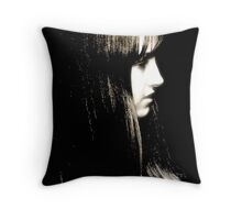 Emotion - Sorrow Throw Pillow