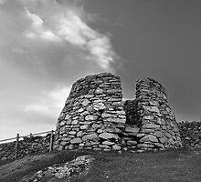 Drying Kiln, Lunna Ness by Richard Ion