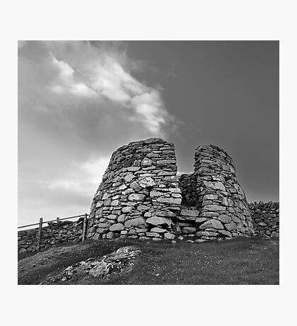 Drying Kiln, Lunna Ness Photographic Print