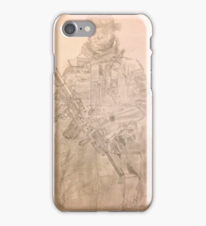 BF3 Soldier iPhone Case/Skin