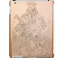BF3 Soldier iPad Case/Skin