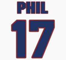 Basketball player Phil Jackson jersey 17 by imsport