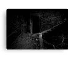Come to the Dark side, you know you want to,,,,,, Canvas Print