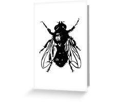 The Fly Greeting Card