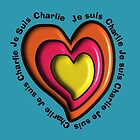 Je Suis Charlie I Am Charlie by gailg1957